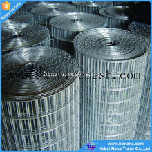 High quality stainless steel wire mesh roll / gopher wire mesh / square mesh