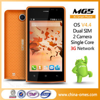 Most Fashionable Lowest Price Mobile Phone MTK6572 Dual Core Best Telefono
