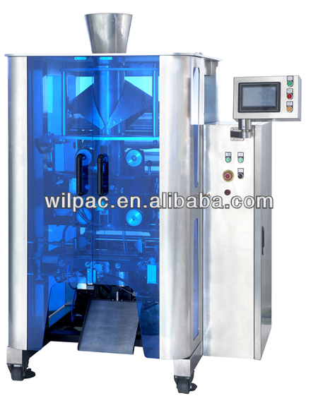 sachet packaging machine for raisin