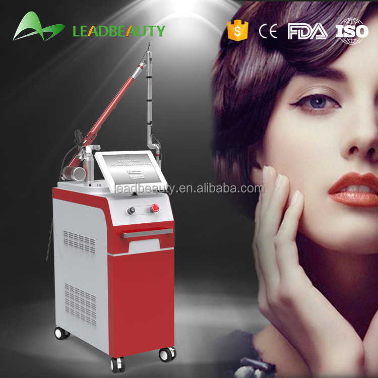 ND YAG laser machine tattoo removal hair removal beauty machine
