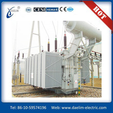 20mva transformer 132 kv oil immersed high voltage transformer