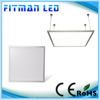 2x2 led drop ceiling light panels 40W for commercial lighting