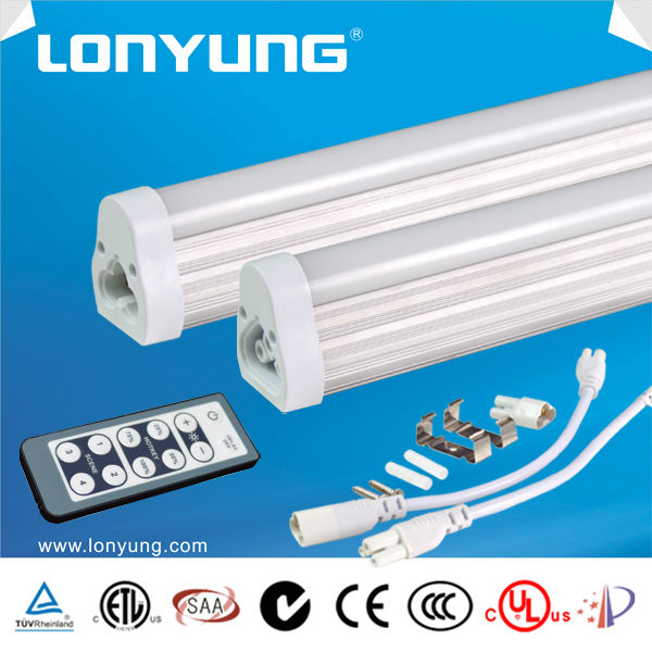 T5 Hot Sales 100lm.w high lumen 15w t5 dip led tube