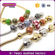 Boosin European Style Imports Charm 2016 popular beaded bracelets