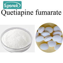 Factory stock 99% product Quetiapine fumarate/SEROQUEL Cas: 111974-72-2