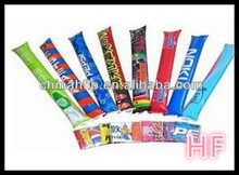 Beautiful reusable inflatable cheering stick