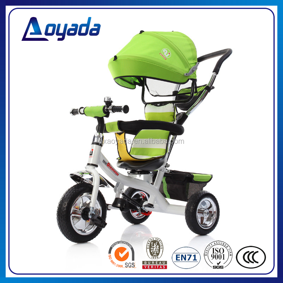 Hot sale pedal car 3 wheels / baby ride on pedal car / tricycle toys for children
