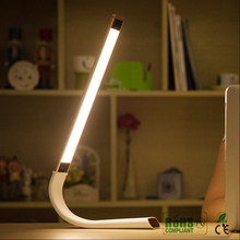 Christmas Promotional Dimmable Touch Elegant Modern Desk Lamp