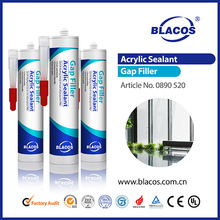 waterproof paint Acrylic sealant for plastic