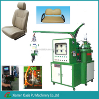 Polyurethane Integral Skin Making Machine To Make PU Foam Car Seat/Wheel