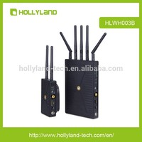Long Distance Wireless HDMI/SDI Broadcast Audio/Video Transmission System