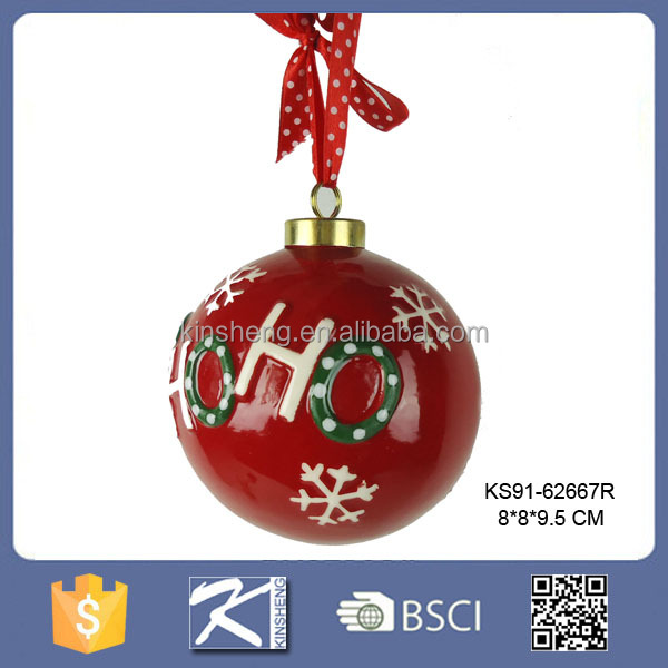 Personalized gifts wholesale shatterproof christmas ball ornaments