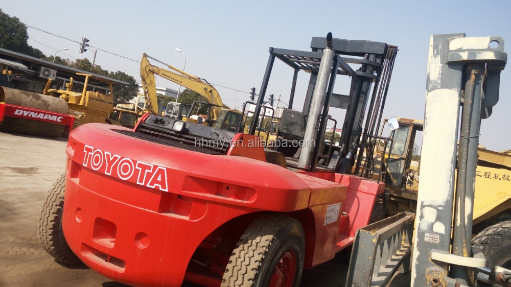 TOYOTA JAPAN 20ton forklift 3 ton Low price of direct selling