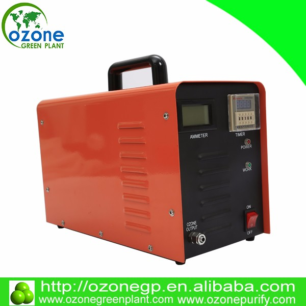 Portable ozone generator for home keep <strong>air</strong> fresh and drinking water treatment