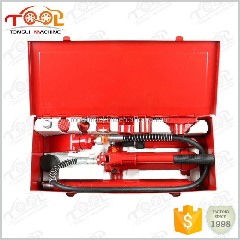 4 ton TL0004-1 set of body repair tool hydraulic equipment jacks