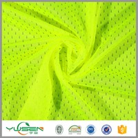 China supplier outdoor garments lining fabric see through net air mesh