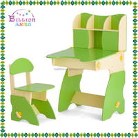 2016 cheap good quality multifunction table chair for kids
