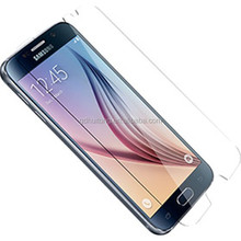 2.5D tempered glass screen Saver For Samsung S6,2.5D Curved edge 0.2mm Ultra slim screen protector