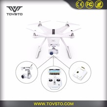4K 5.8G Professional Brushless quadcopter drone, GPS/GLONASS, APM flight control system with return home function