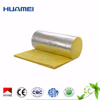 China Top1 Manufacturer Huamei Duct Wrap Heat Insulation Glass Wool Price