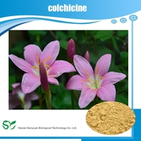 Top quality 98% Natural Top Quality Colchicine with HPLC and NMR