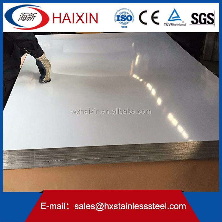 Hot sell 2205 stainless steel plate yield strength Different size