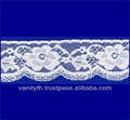 "Stock stretch trim lace 2"" #"