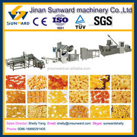 High quality taiwan snack food machine with CE