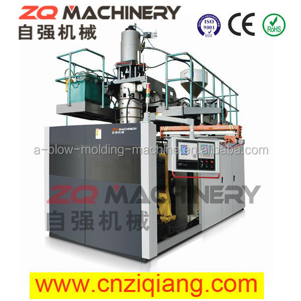 Blow Moulding Machines Double screw fiber reinforced soft pipe extrusion