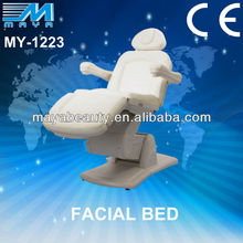 2015 Luxury Electric Beauty Couch/ cosmetic chair bed(CE Certification)