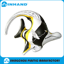 EN71 promotional inflatable fun toy , animal dolphin toys customised