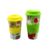 2018 New Eco Friendly 450ML  Biodegradable  Bamboo Bamboo Fiber coffee cup