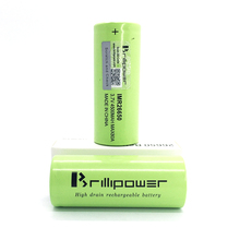 2017 brillipower 26650 4500mah 3.7v battery lithium battery vape mod box