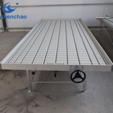 chenchao greenhouse accessories bench control system cover gutter system for sale