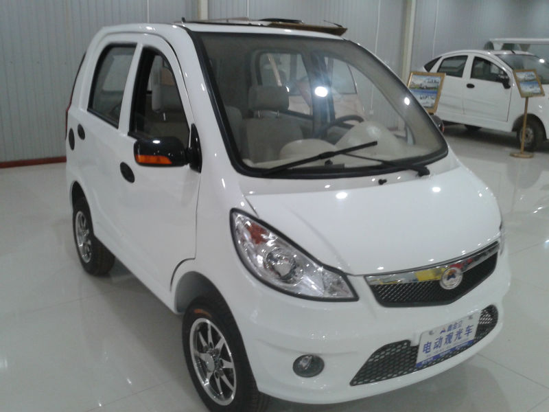 China good quality cheaper electric car for 4 passenger