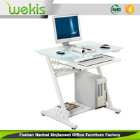 Cheap price widely used computer desk superior quality laptop table