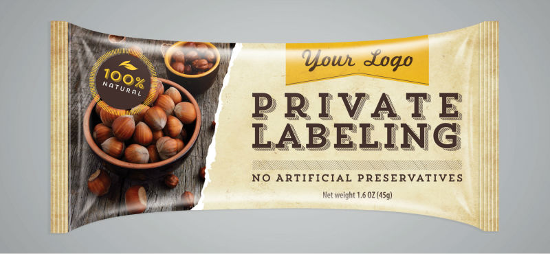 Private Label Energy Bars (300,000+)