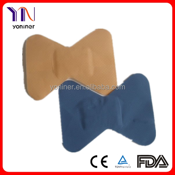 Different Types Blue Band aids Manufacturer CE FDA Approved