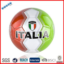 Machine stitched soccer ball brands with superior quality