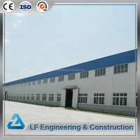 Modular cheap prefab steel warehouse for sale