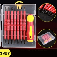 Wholesale Screwdriver Electrician Tools With ABS Handle And Strong Magnetism
