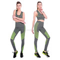 Womens active wear seamless sport wear yoga wear suit