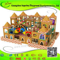 Free Sample Professional Indoor Playground Used Daycare Equipment 151-13a