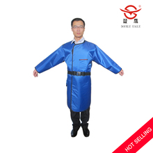 radiat protect suit/radiation resistant clothing/x-ray protective