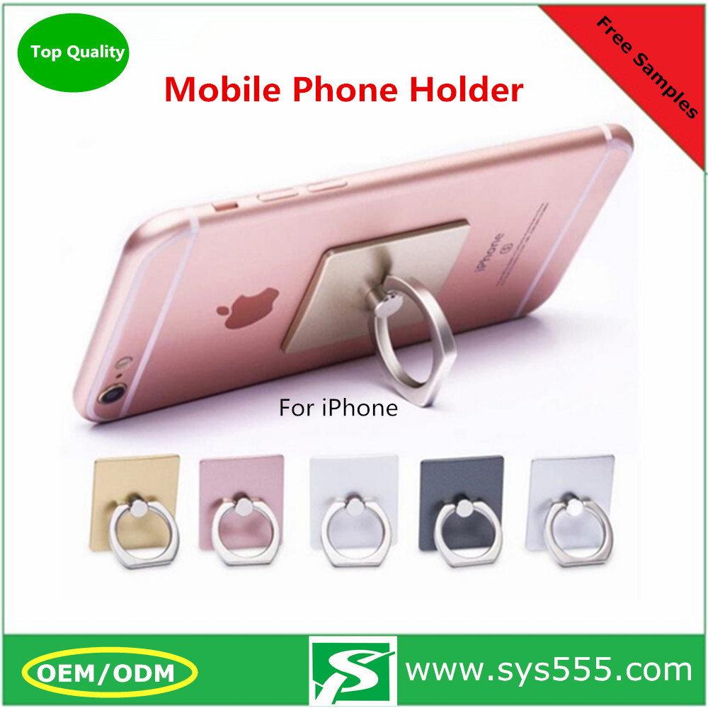 2017 new coming high quality sticky cell phone holder for desk