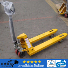 HYDRAULIC LIFTER STACKER TROLLEY TABLE TRUCK PALLET JACK