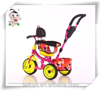 Beautiful baby bike/2016 hot push toy ride on car with handle bar/painting kids bike kids tricycle for 2-5 years