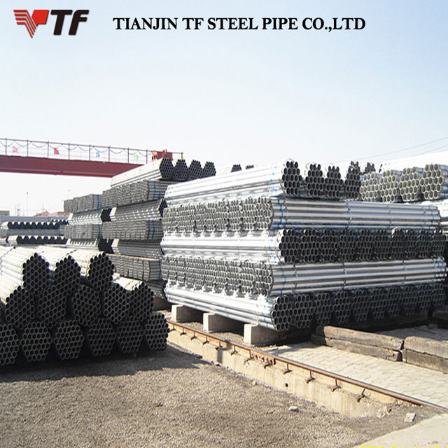 Alibaba best sellers lost cost galvanized steel pipe for irrigation