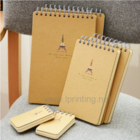 style printing coupon book paper book notebook paper