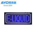 led acrylic sign,led open sign,exit open led sign